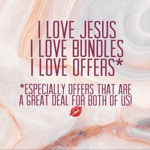 Other - I love bundles, offers, and sharing!!!